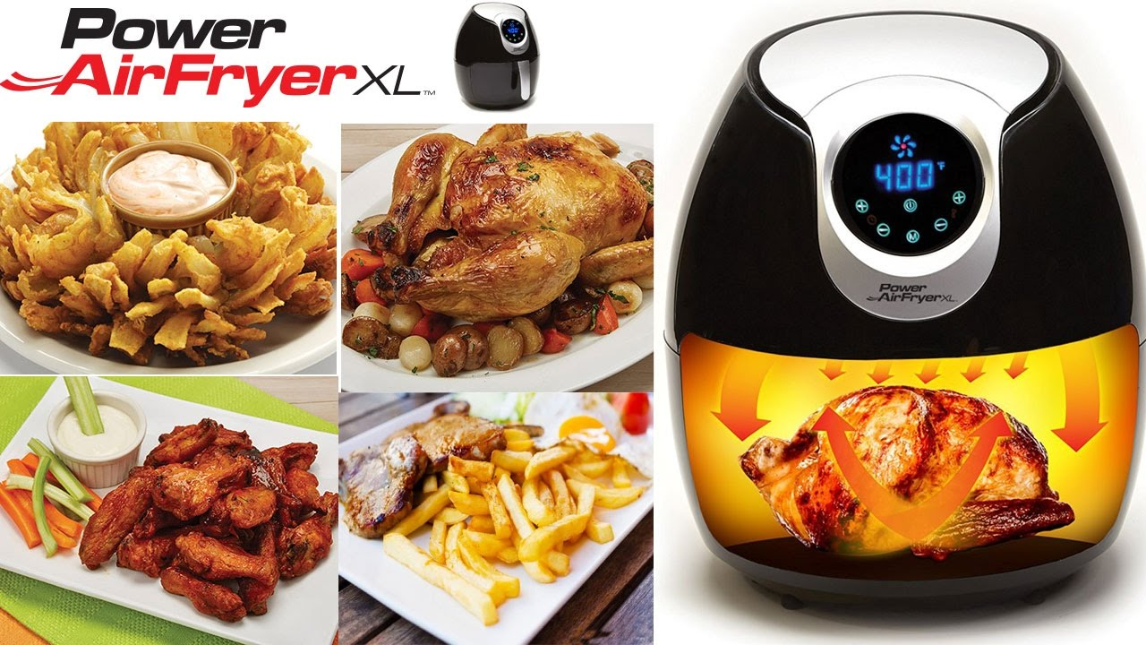 Power airfryer xl reviews for Air fryer fried fish