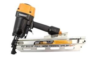 Freeman PFR2190 21-Degree Full-Head Framing Nailer