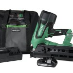 Hitachi NR1890DR 18V Cordless Brushless Framing Nailer
