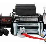 X-BULL 12V Electric Recovery Winch (12000 lbs Load Capacity with Wireless Remote Control Kit)