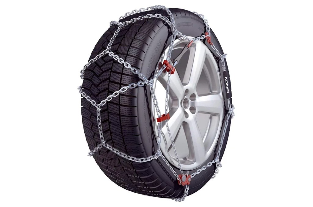 Konig XB-16 240 Snow chains