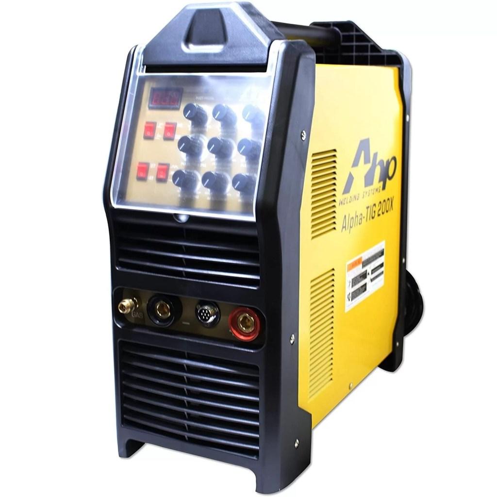 Alpha TIG 200X TIG Welder (AHP)