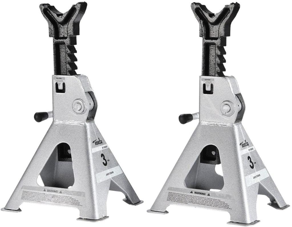 Tonda 3 Ton Steel Jack Stands