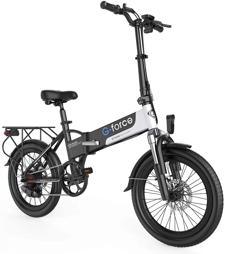 G-Force Electric Bike T12 review
