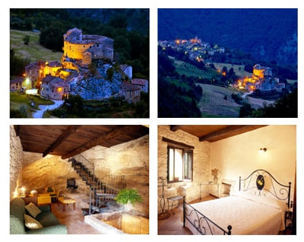 Week end Romantico in antichi Borghi Castelli centri termali  Topnegoziit