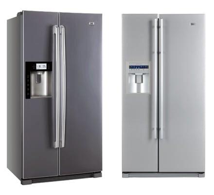 I frigoriferi side by side della Haier  Topnegoziit