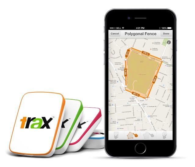 Trax. localizzatore GPS per bambini e animali | Topnegozi.it