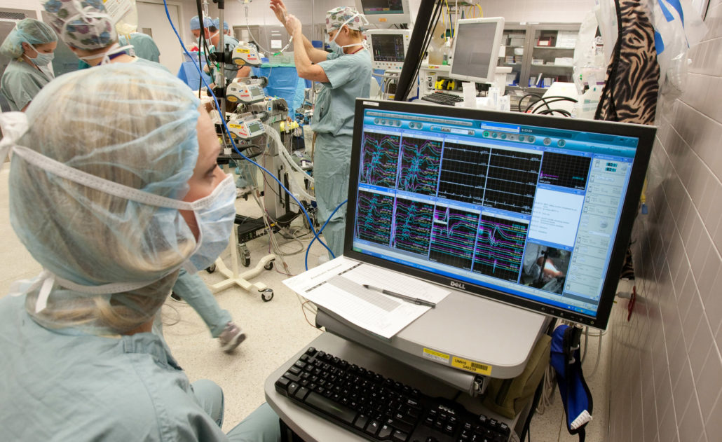 Overview of Intraoperative Neurophysiological Monitoring