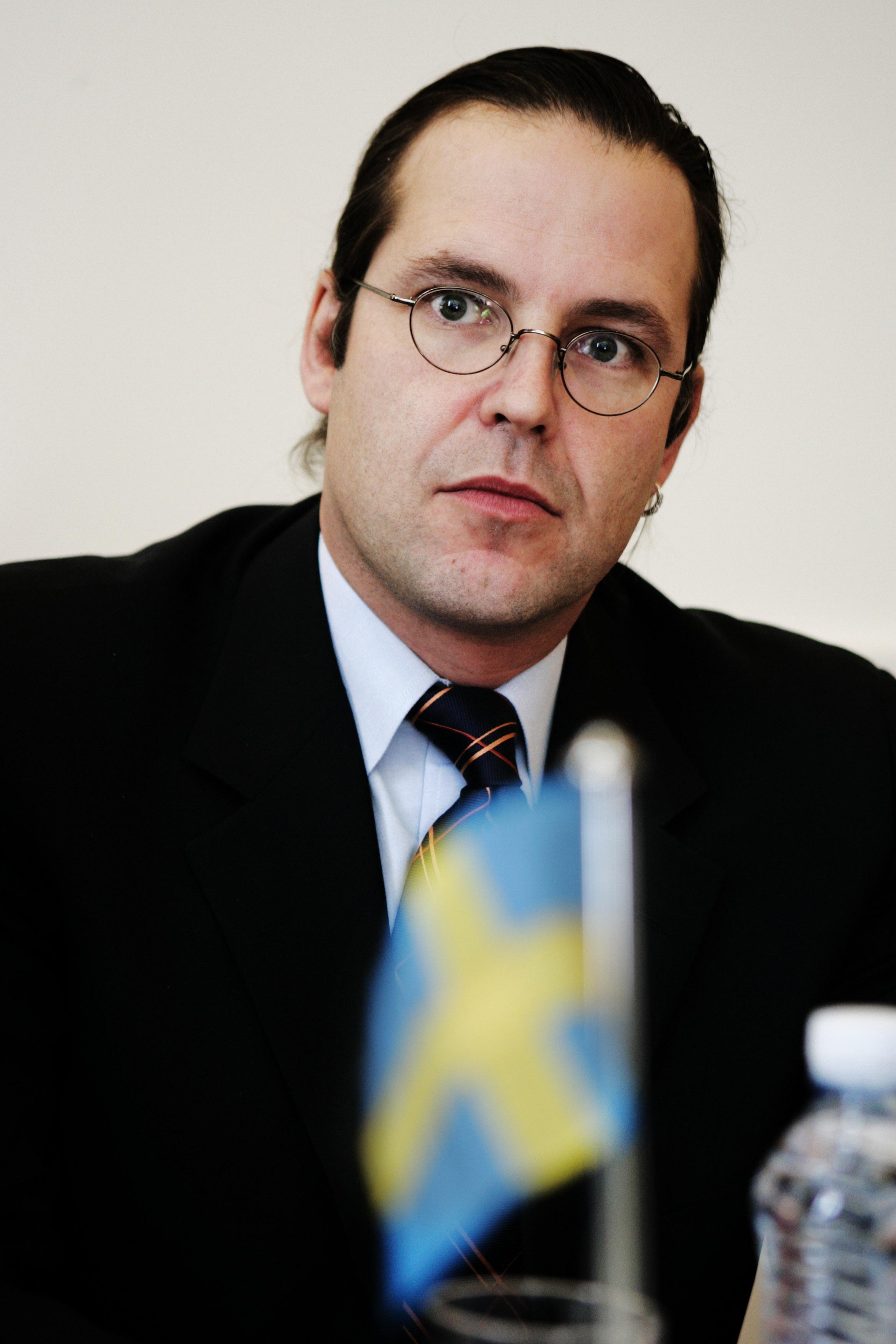 Anders Borg, finansminister