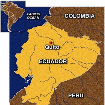 What is the capital of ecuador  ontario hydro winchester job opportunities