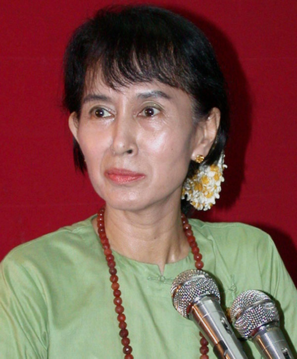 US concerned about welfare of Suu Kyi