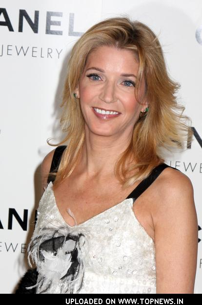 Candace Bushnell at Chanel Fine Jewelry - Night of Diamonds - At the Plaza in NYC