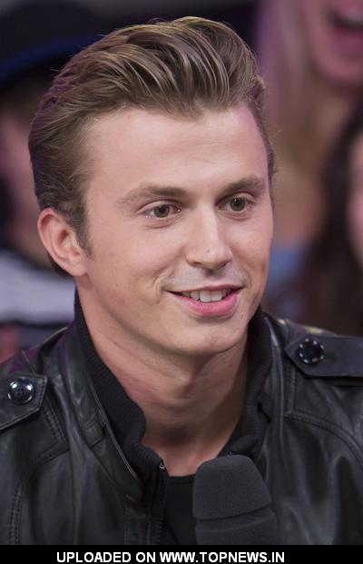 Kenny Wormald Visit New Music Live In Toronto TopNews