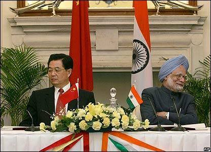 Chiny i Indie niby się przyjaźnią jak nigdy, ale oba kraje pilnują swego