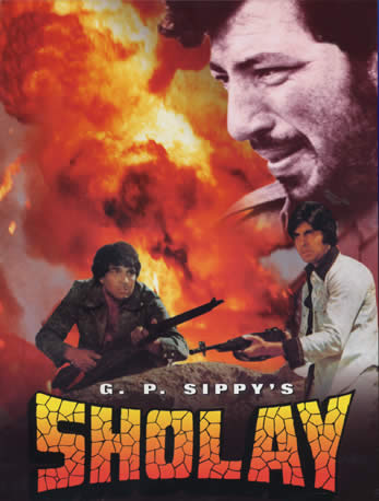 Sholay (source: topnews)