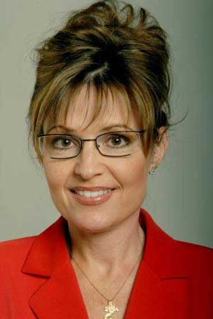 Sarah Palin: if this is the option for a female politician, Id rather have none, thankyouverymuch.