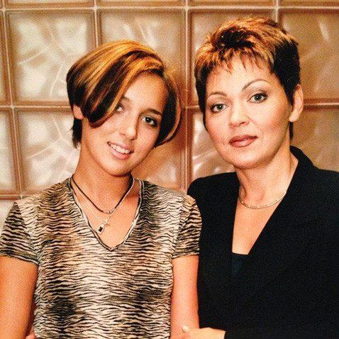 Алсу, будущая звезда и Народная артистка Республики Татарстан