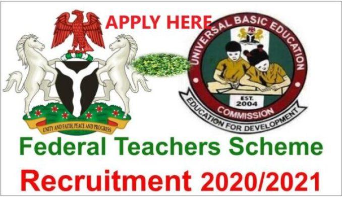 Federal Teachers Scheme Recruitment