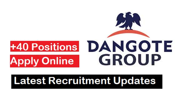 Dangote recruitment portal
