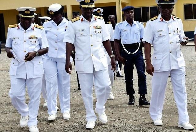 Nigerian Navy DSSC Screening requirement