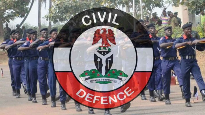 NSCDC Application Form Portal www.nscdc.gov.ng