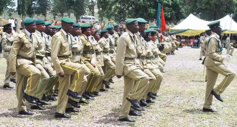 Nigerian Correctional Service Shortlisted Candidates