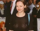 Christina Ricci seethroughs and pokers videos