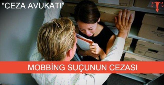 Mobbing Suçunun Cezası TCK 123