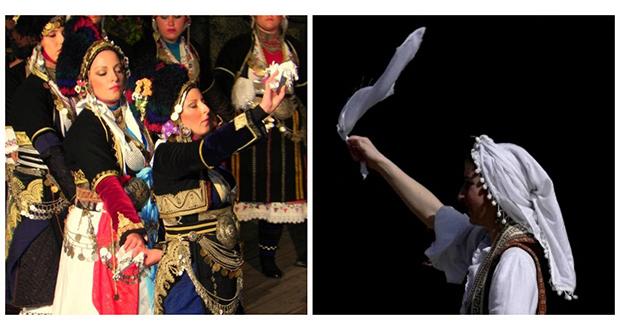 Η σημασία & η χρήση του Μαντηλιού στον ελληνικό χορό