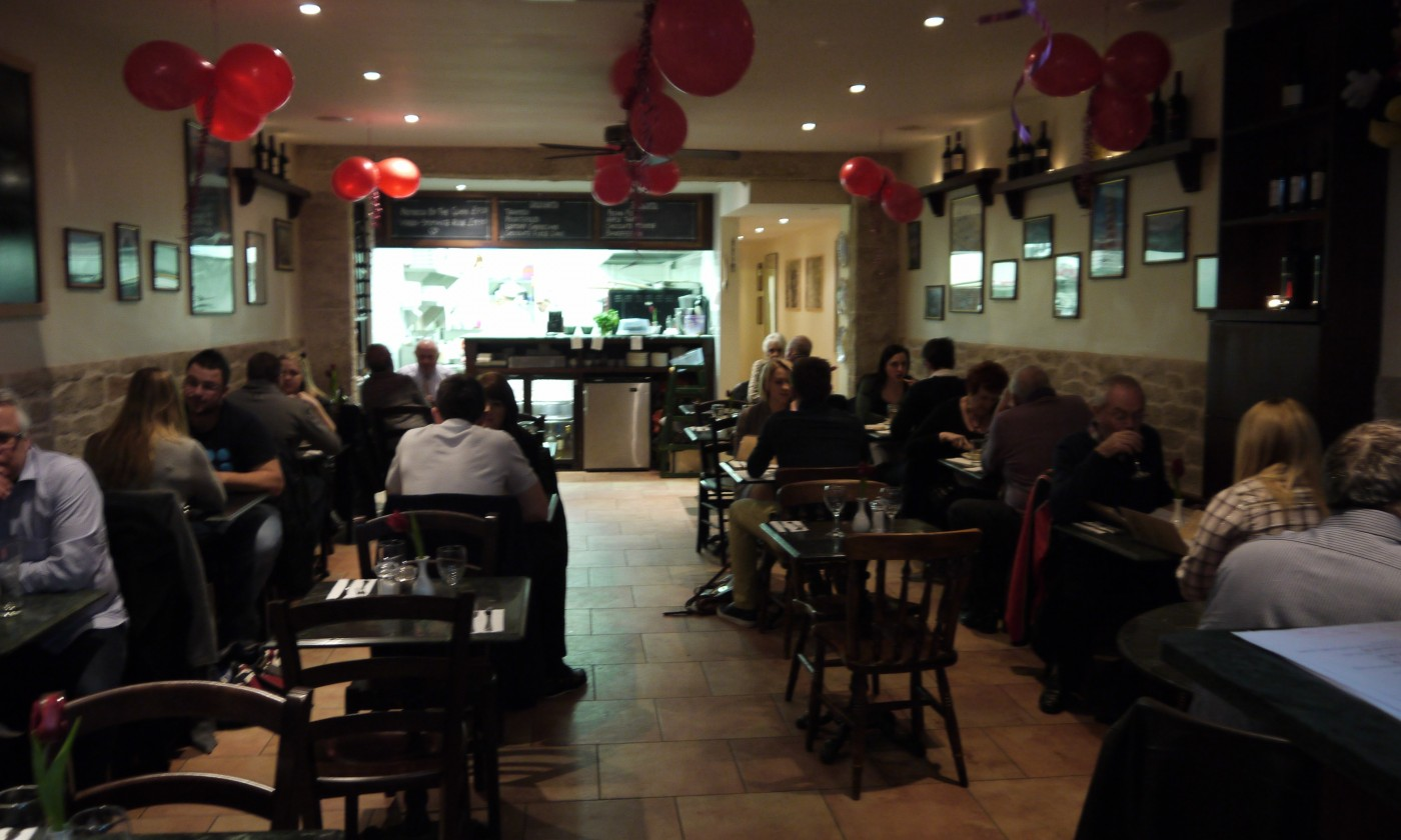 Photos atmosphere dishes  Topolino Italian restaurant  West Wickham