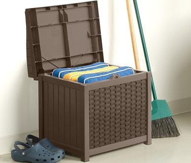 Suncast Outdoor Storage Solutions