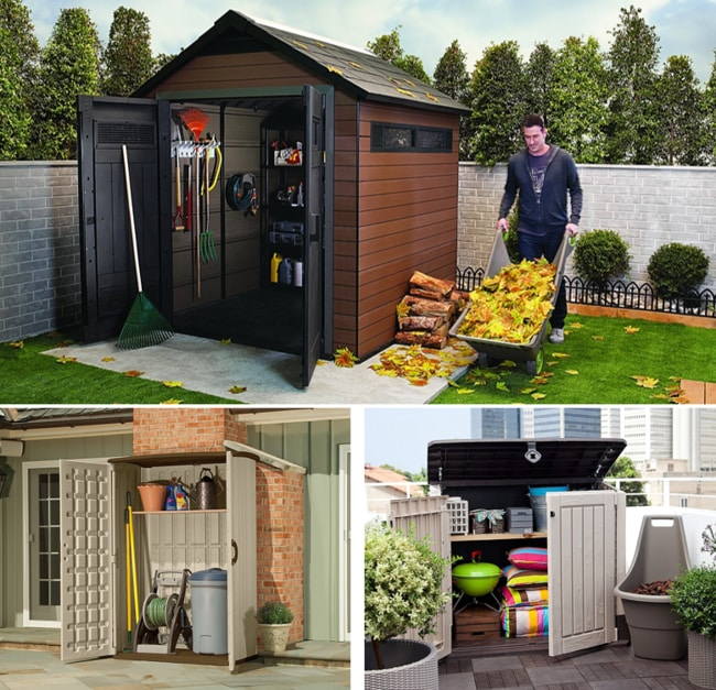 Choosing The Best Outdoor Storage Shed For Your Needs
