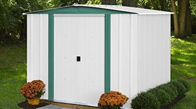 Metal Outdoor Storage Sheds