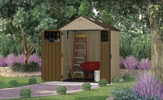 Multi Wall Outdoor Storage Sheds
