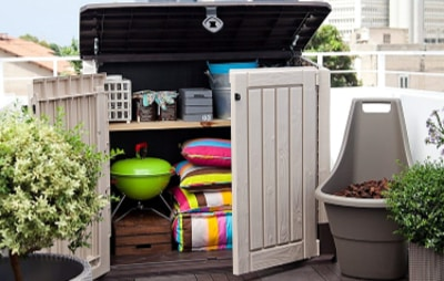 Top Horizontal Storage Shed - Keter Store-It-Out Horizontal Outdoor Shed