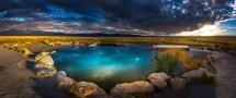 Natural Hot Springs Utah Map
