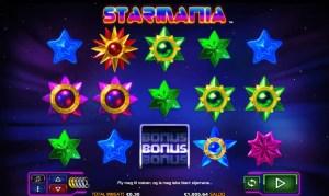 Starmania spilleautomat spilleautomater du vinner på