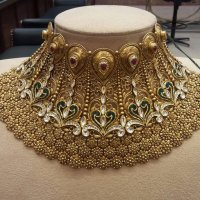 Gold Wedding Jewelry Sets For Brides