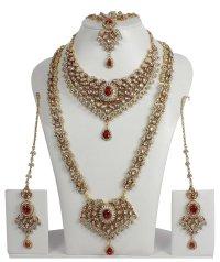 Beautiful Bridal Necklace Sets - Top Pakistan