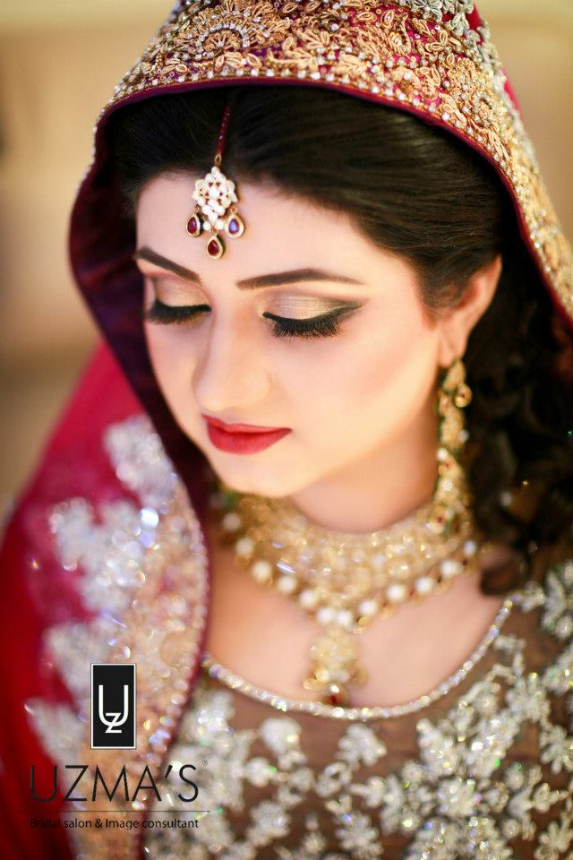 Elegant Pakistani Bridal Makeup Styles