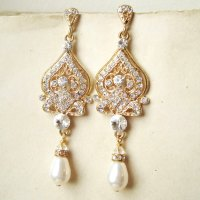 Stylish and Elegant Bridal Earrings Collection - Top Pakistan