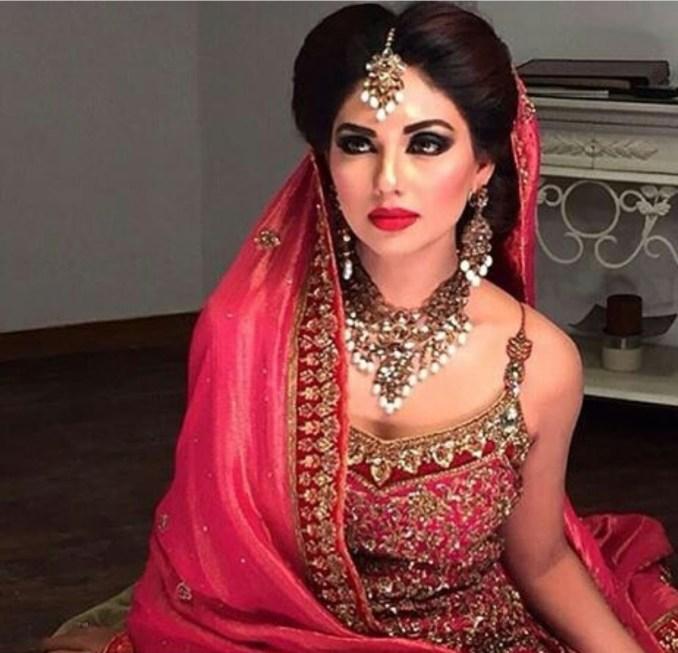 pakistani wedding hairstyles for short hair - top pakistan
