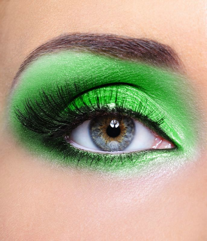 How To Apply Eye Shadow Diagrams You39ve Got Style How To Apply