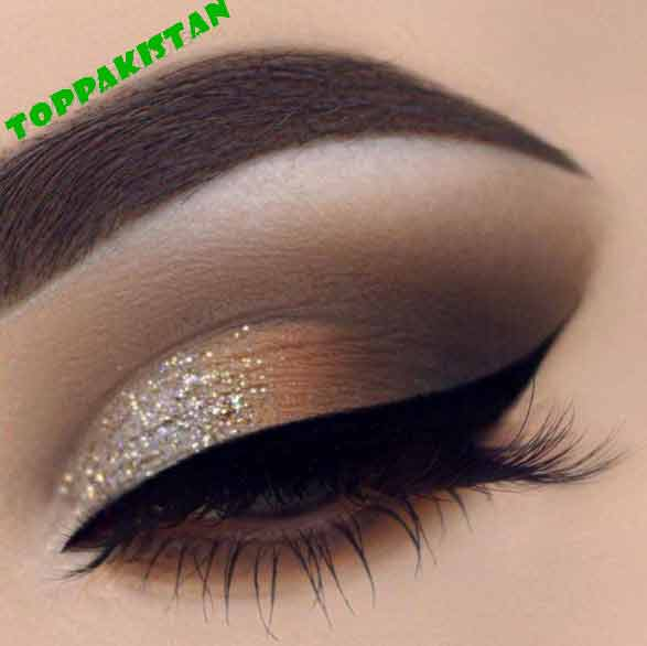 Ideas And Makeup Prom Black Gold