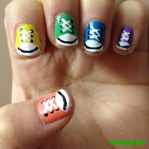 Easy Nail Art Cute Designs