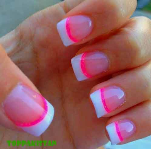Winter Nail Art Ideas 2017 With Challenged Images 5