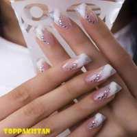 Wedding Nail Art Designs 2017 | Gorgeous Wedding Nail Art ...