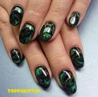 Gel Nail Art Designs Step By Step | Gel Nail Designs Gallery