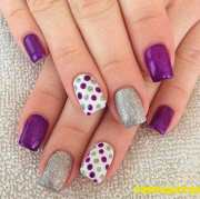 gel nail art design step