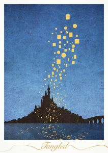 28 Minimalist Posters For Your Disney-Th